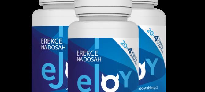 eJoy – recenze a cena, složení, dávkování, prodej