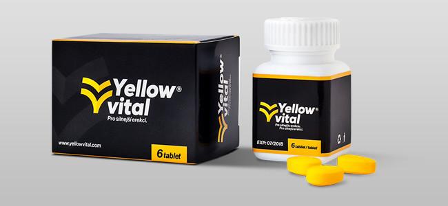 Yellow Vital – recenze a zkušenosti