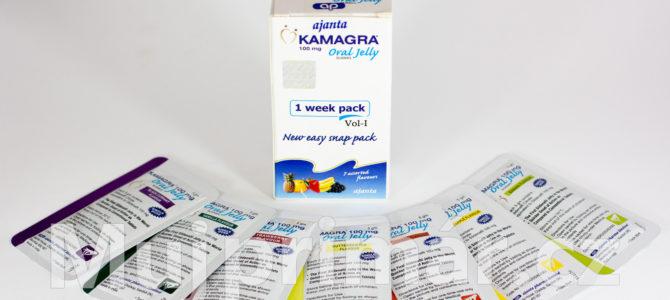 Kamagra – recenze a cena, složení, dávkování, prodej
